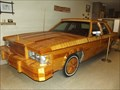 Image for Wood Paneled Car - Askov, MN