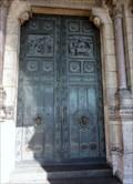 Image for Basilique du Sacré-Cœur Doorway  -  Paris, France