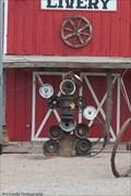 Image for Hubcap Cowboy - Seligman, AZ