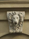 Image for Two Lion Heads, Waffnergasse 15, Regensburg - Bavaria / Germany
