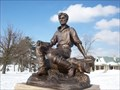 Image for Young Abraham Lincoln - Buffalo, NY
