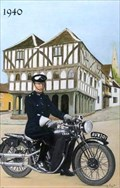 "Image for ""Essex Police 1940 (Thaxted)"" by Jack Bridge – Guildhall, Watling St, Thaxted, Essex, UK"