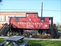 Image for Pennsylvania Railroad Caboose - Ada, Ohio