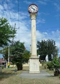Image for Rotary Park  Clock  -  Taytay, Philippines