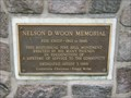 Image for Nelson D. Woon Memorial - Coldwater, Ontario, Canada