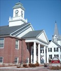 Image for Town Hall Clock  -  Goffstown, NH