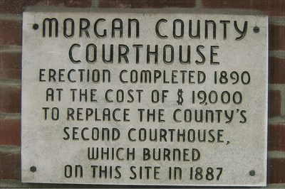 on courthouse