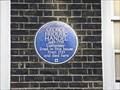 Image for George Frideric Handel - Brook Street, London, UK