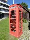 Image for Red Telephone Box - University Ulm, Germany, BW
