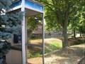 Image for Payphone / Verejny telefonni automat O2, Slatina u Velvar, CZ