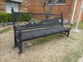 Image for Oklahoma Centennial Bench - Wagoner, OK