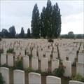 Image for Tyne Cot Cemetery - Passendale, Belgium