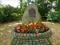 Image for Gedenkstein KZ Wittmoor - Norderstedt, S.-H., Deutschland