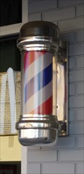 Image for Isabella's Salon & Spa Barber Pole - Newberry, South Carolina