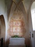 Image for 14-Nothelferaltar-St.Peter und Paul Kirche - Westerbuchberg, Übersee, Lk Traunstein, Bayern