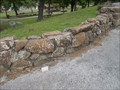 Image for Rock Wall - Wintersmith Park Historic District - Ada, OK