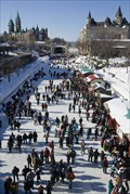 Image for Winterlude and Skating on the Rideau Canal - Ottawa, Ontario