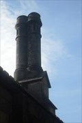 Image for Station Chimneys, Railway Station, Pitlochry, Perth & Kinross, Scotland.