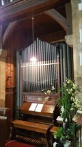 Image for Church Organ - St Andrew - Eakring, Nottinghamshire