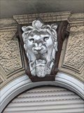 Image for Lion heads at Heinrichsallee 49  - Aachen, NRW, Germany