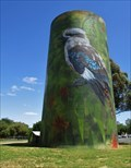 Image for Russell St water tower - Deniliquin, NSW, Australia