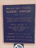 Image for Eugene, Airport - Eugene, Oregon