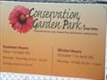 Image for Conservation Garden Park at Jordan Valley - West Jordan, Utah USA