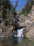 Image for Running Eagle Falls - Glacier National Park, Montana