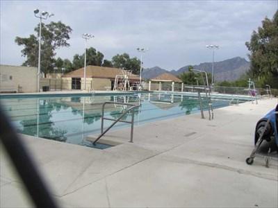Fort Lowell Park Pool Tucson Az Public Swimming Pools On