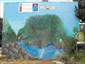 Image for San Lorenzo River Mural  -  Felton, California