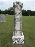 Image for J.B. Jackson - Berwyn Cemetery - Gene Autry, OK