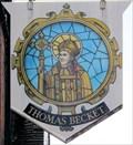 Image for Thomas Becket - Best Lane, Canterbury, UK