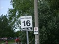 Image for 16 Km./h. at Chinguacousy Park - Brampton, Ontario, Canada