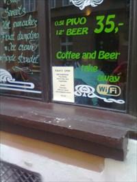 WiFi restaurace U Bonaparta - Malá Strana, Praha