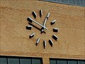 Image for Clocks on the train station - Odense, Denmark