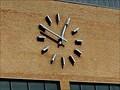 Image for Clocks on the train station - Odense, Denmark