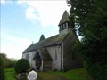 Image for Churchyard, St Andrew's Church, Shelsley Walsh, Worcestershire, England