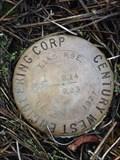 Image for T14S R9E S14 23 W 1/16 COR -- Deschutes County, OR