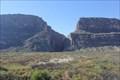 Image for Santa Elena Canyon -- Big Bend NP TX