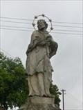 Image for St. John of Nepomuk // sv. Jan Nepomucký - Mikulovice, Czech Republic