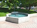 Image for Square Fountain - Deak Square, Budapest, Hungary