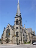 Image for Woodward Avenue (M-1) - Central United Methodist Church - Detroit, Michigan.