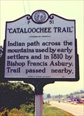 "Image for ""Cataloochee Trail""-P 51"
