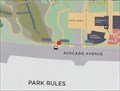 Image for Civic Center Map (Avocado Bus Stop) - Newport Beach, CA