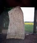 Image for Longest -  known runic inscription in stone - Rök , Ostergötland, Sweden