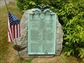 Image for Civil War and World War I Honor Roll - Bethlehem, CT