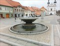 Image for Town Fountain - Breznice, Czech Republic