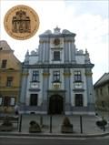 Image for No. 1532, Mesto Zlate Hory - Muzeum, CZ