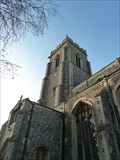 Image for Bell Tower - St Mary - Martham, Norfolk