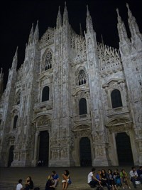 Duomo in late evening